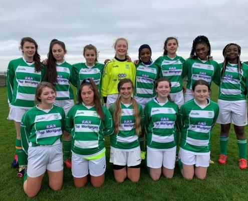Villa Under 16 Girls